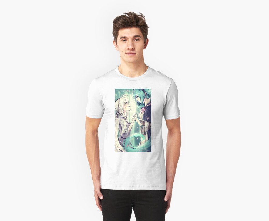 Thousand Year Lullaby (shirt) by ColorWolf