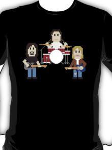 8-Bit Grunge Band T-Shirt