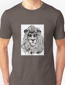 Lion's Portrait T-Shirt