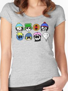 South Pasta Women's Fitted Scoop T-Shirt