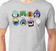 South Pasta Unisex T-Shirt