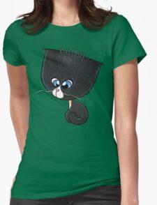 Bobcat Womens Fitted T-Shirt