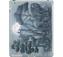 Midnight in the Stone Garden iPad Case/Skin