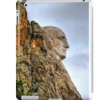 Washingtons eternal gaze iPad Case/Skin