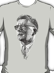 Shostakovich drawing in black and white T-Shirt