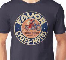 Vintage Favor Cycles & Motos Unisex T-Shirt