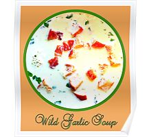 Wild Garlic Soup Poster