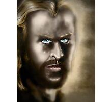 Thor - God of Thunder Photographic Print