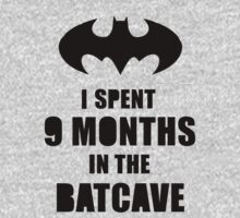 I Spent 9 Months In the Batcave by WittyKids