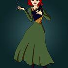 Disney Willow by Nana Leonti