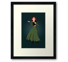 Disney Willow Framed Print