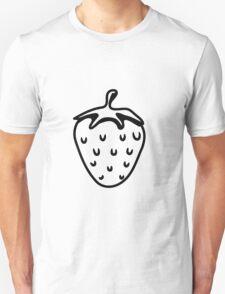 Strawberry fruit organic fruit T-Shirt