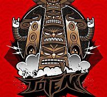 Totem Graff by studioemeseis