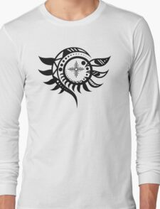 Sun Dial Long Sleeve T-Shirt
