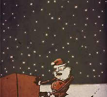 Reindeer Stains by Marc Lawrence