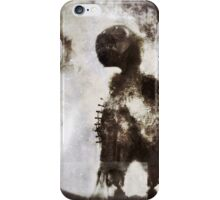 The Lonely Sentinel iPhone Case/Skin