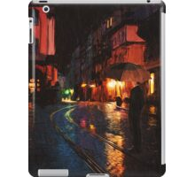 One Of These Nights iPad Case/Skin