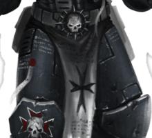Eternal Crusade of the Black Templars Sticker