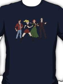 Disney BtVS Scoobies T-Shirt