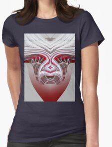 Digital Art 1 Womens Fitted T-Shirt
