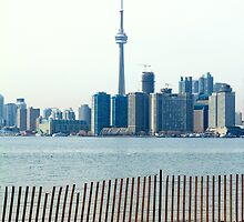 From Toronto Island by Valentino Visentini
