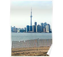 From Toronto Island Poster