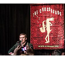 Brian Fallon Acoustic Photographic Print