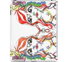 Mirror Twins iPad Case/Skin