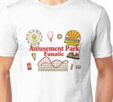 Amusement Park Fanatic Unisex T-Shirt