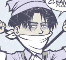 Happy Heichou Cleaning Service Sticker