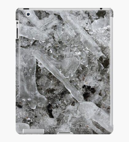 Fallen Icicles  iPad Case/Skin