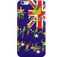 World cup 2014 Australia iPhone Case/Skin