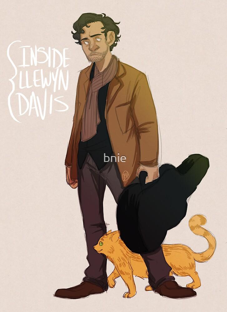 Inside Llewyn Davis  by bnie