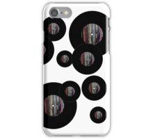 Vinyl Record Polka Dots iPhone Case/Skin