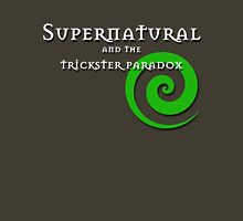 Supernatural and the trickster paradox Unisex T-Shirt