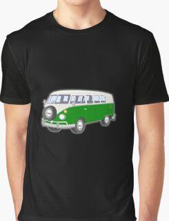 Sixties VW T-1 Volkswagen Van Graphic T-Shirt