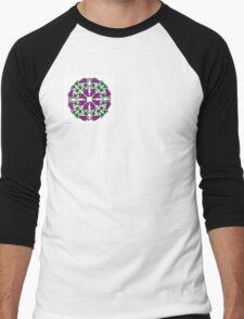 Grapes c2 Men's Baseball ¾ T-Shirt