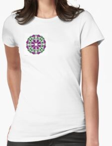 Grapes c2 Womens Fitted T-Shirt