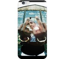 Tupac Thuggin iPhone Case iPhone Case/Skin