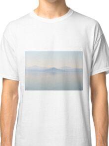 City lost in dreams, città perse nello spazio, Castiglione Del Lago, Lago Trasimeno, Umbria, Italy Classic T-Shirt