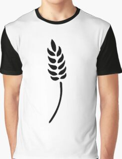 Ear of Wheat Graphic T-Shirt