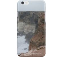 Great Australian Bight in Winter iPhone Case/Skin