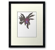 Ein, Zwei, Drei | Pokémon Framed Print