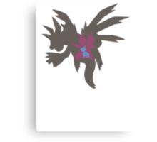 Ein, Zwei, Drei | Pokémon Canvas Print