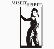 'Misfit Spirit' -Article #01 by -Warlock-