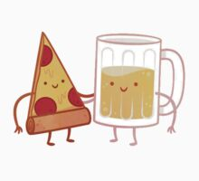 Pizza and beer Kids Clothes