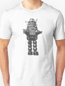 Forbidden Planet, Robot, Space, Science Fiction, Robby The Robot Unisex T-Shirt