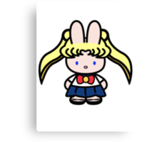 Usagi the Bunny Canvas Print