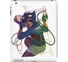 Selina Kyle Catwoman Punk Rocker Hipster iPad Case/Skin