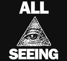 Illuminati - All Seeing Eye by mariog100